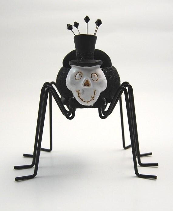 Undertaker Spider Pincushion