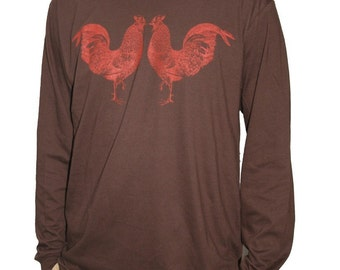 Rooster Love Organic Shirt