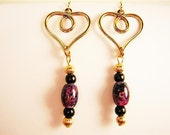 Golden Hearts and Berries by Temptations