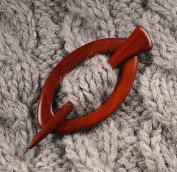 Manzanita Shawl Pin Set