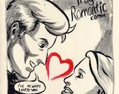 Sketchbook no.3 presents Tragic Romantic Comix