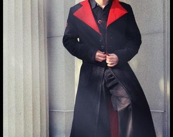Steampunk coat   Etsy