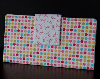 Wallet - Pink Ribbon - Support Breast Cancer Research