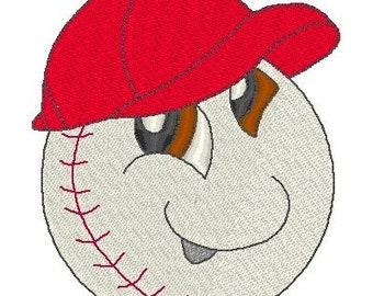 Instant Download - Embroidery Designs- Sport Ball Machine Embroidery Designs, Baseball Design, Soccer, Football, Volleyball, Hockey Designs