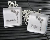 On Sale - Matching Spanish Mother and Daughter Jewelry
