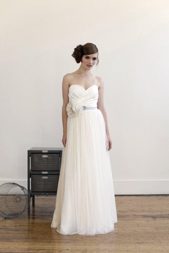 Tempest wedding gown