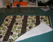 Dish Drying Mat Pattern-Great Pattern in pdf - Super Easy project for any beginning sewer