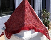 Manteleta (Shawl) - Crochet Pattern