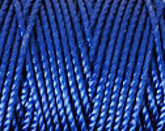 Capri Blue C-Lon Tex 400 Beading Cord 43 Yards
