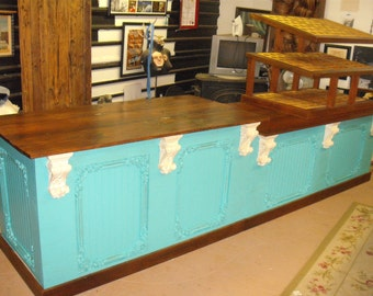 Retail Counter Cabinet Cupcake Shop / Bar