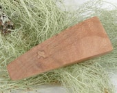 Tiny Maple Hair Clip, Wooden Hair Accessory, Natural Wood Hair Barrette
