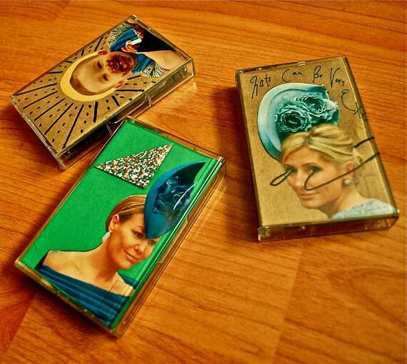 Custom Surprise Mixtape (Cassette Tape)
