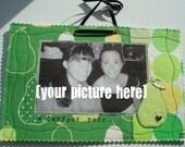 perfect pair custom picture quilt