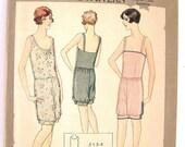 Sale  1928 McCall Underwear Pattern 5124