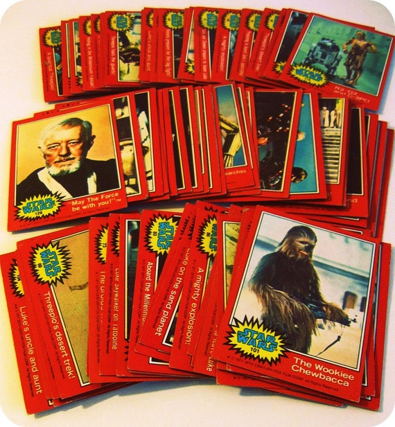 1970-1979 Entertainment Trading Cards