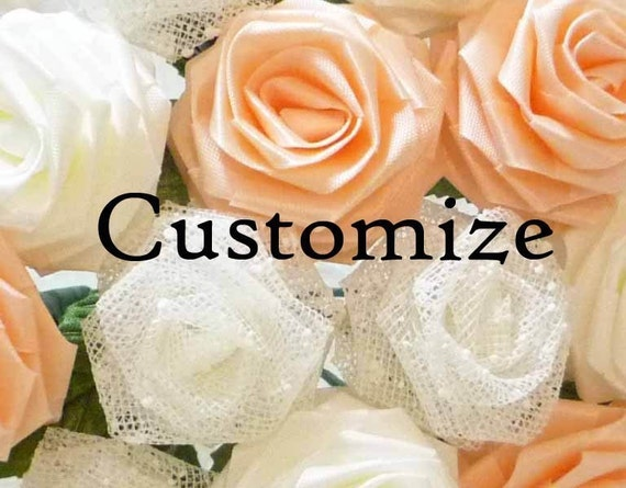 Customize Your Origami Rose Bouquet (26 Qty Gift Wrapped) Anniversay Gift, Valentines day gift, Party favors