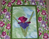 Flower Wall Hanging, free shipping in US and Canada