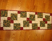 Christmas Table Runner, free shipping in US and Canada