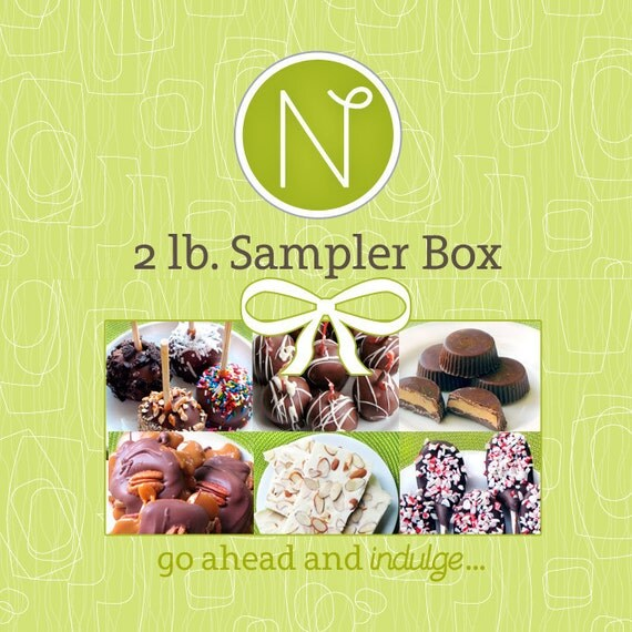 Chocolate Candy Sampler 2 Lb. Box