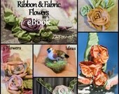 How to Make Ribbon and Fabric Flowers eBook