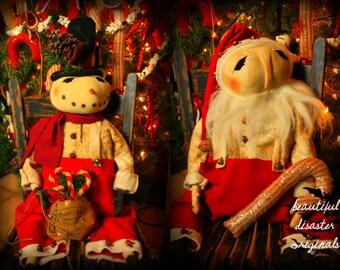 Frosty & St. Nick Epattern - OPP