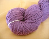 Recycled Cotton Yarn - Orchid (223 yds)