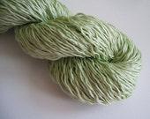 Recycled Linen Yarn - Minty Fresh (186 yds)