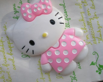 sale JUMBO size Cat 1pc 87mm x 63mm ( PINK )