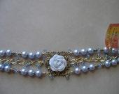 Marie Antoinette Blue