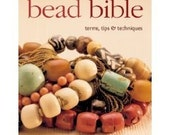 Autographed Illustrated Bead Bible Book - hardback, gently used