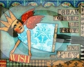 Dream Some Wings - Limited Edition Print No. 23/25