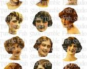 Glamour Girls image set