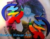 Supreme Chakras Earrings