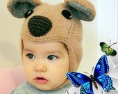 Children Kangaroo cashmere hat for baby,toddler,teenager or adult