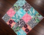 Amy Butler Lark Baby Blanket Ready to Ship