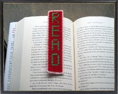 READ Bookmark Green and Red