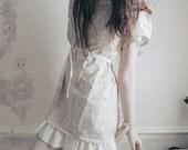 Cream Tea Dress