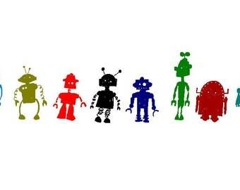 Robot Rally - LARGE