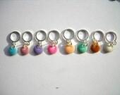 Super Cute Mini Mix (Pastel) - 8 Enamel Stitch Markers