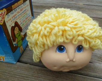 The Original Doll Baby 3110 Blonde Curly Hair Baby