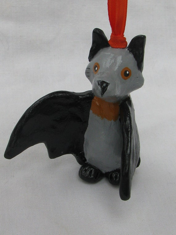 Flying Fox Fruit Bat Ornament or Figurine