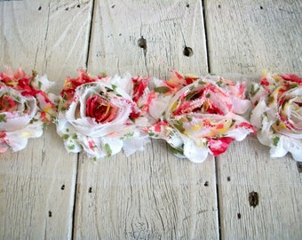 Shabby Chic VICTORIAN ROSE  Trim-2.5 inches-1/2 yard