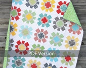 Spin Cycle Quilt Pattern 129, PDF Version