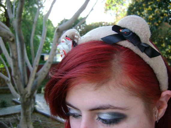Bear Ears with Bloody Rose and Crow
