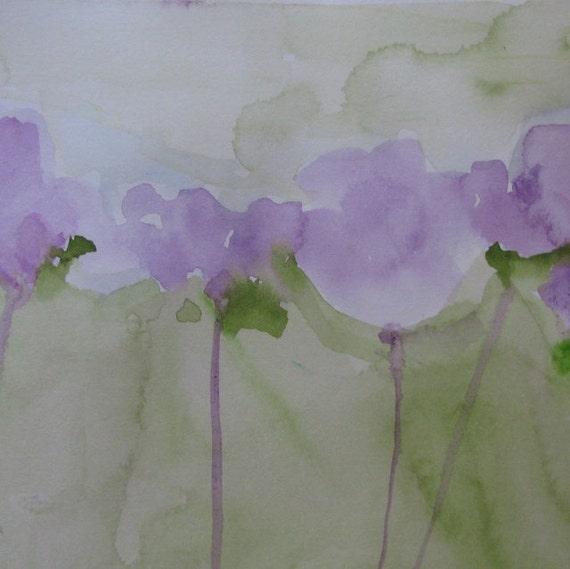 Lavender Buttercups