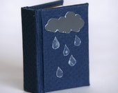 Tiny Rainclouds Mini Journal
