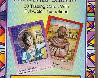 Heavenly Saints Trading Cards