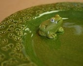 Adorable Frog Dish - Custom Made to Order