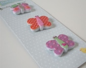 Butterfly Buttons by Babyville Boutique