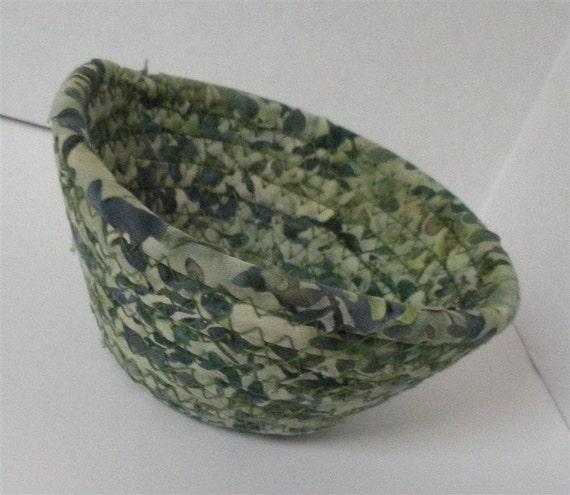 Itty Bitty Mossy Green Bowl